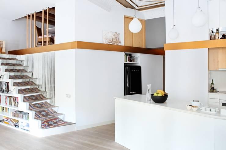 Miel Arquitectosが手掛けたキッチン