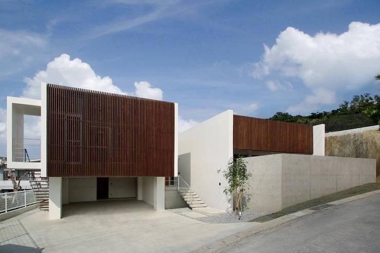 外観1: InOUT architects/インアウトアーキテクツが手掛けた家です。
