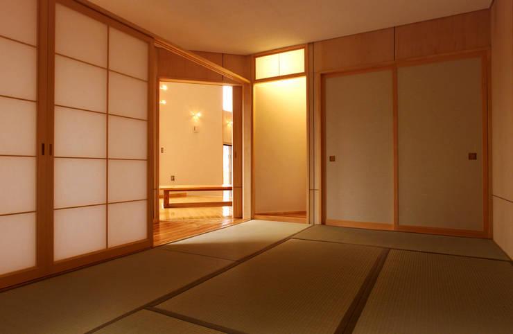 磐井川の家: 株式会社本間総合計画 HOMMA SOUGOU KEIKAKU CO.,LTD.が手掛けたです。