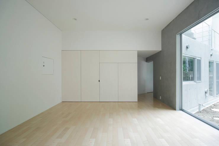 逗子のアパートメント: K2YTが手掛けた家です。