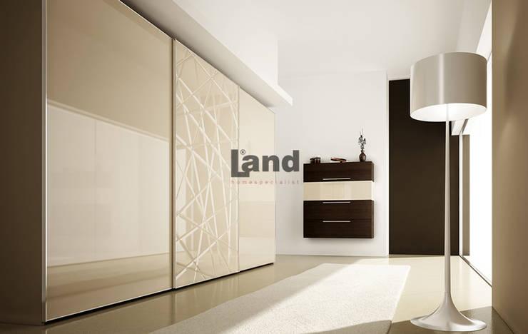 Land Home Specialist – Improve Raylı Dolap Serisi:  tarz İç Dekorasyon