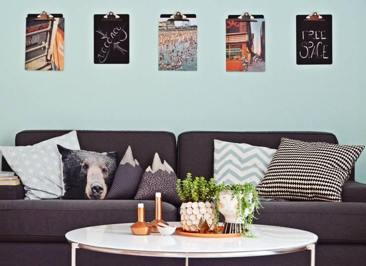 Sala de estar  por saustark design