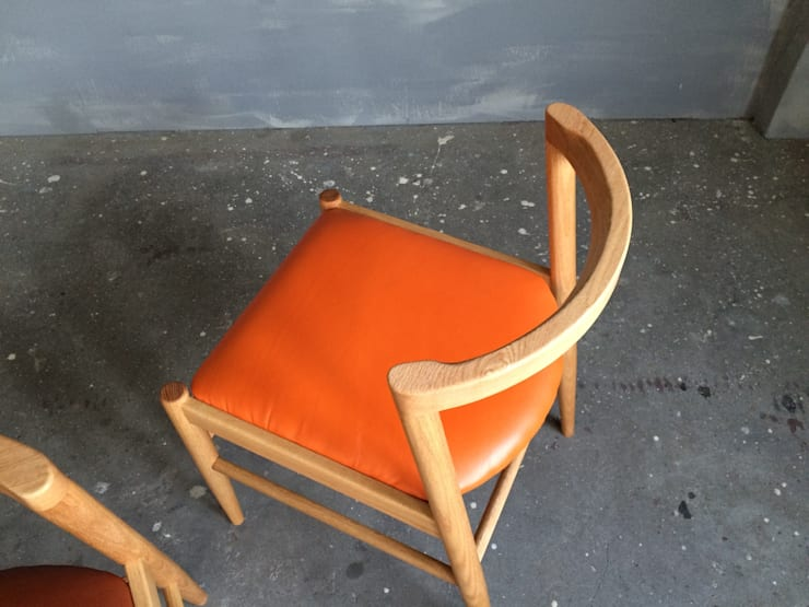 very colorful!: A.chair의 미니멀리스트 ,미니멀