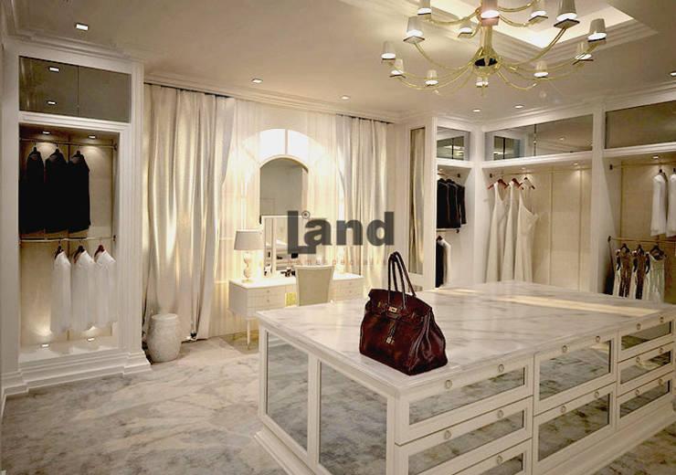 Land Home Specialist – Improve Giyinme Odası:  tarz Giyinme Odası