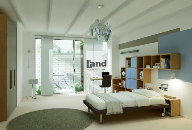 Land Home Specialist – Modern Genç Odası:  tarz Çocuk Odası,