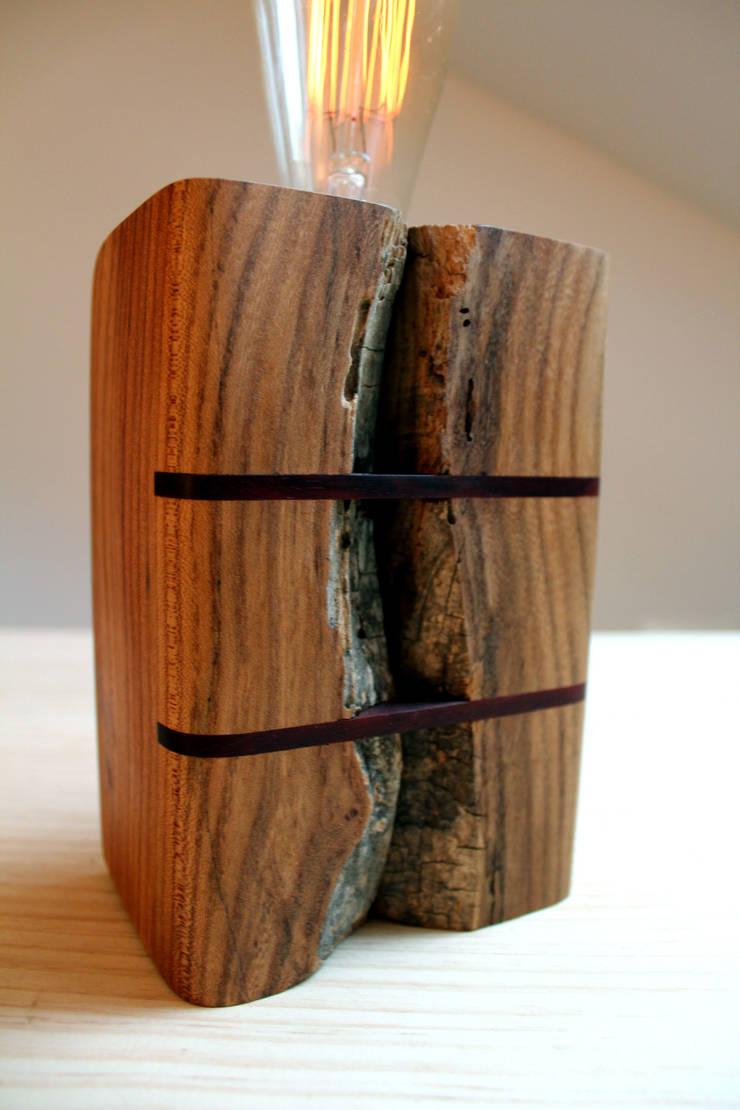 Retuerta: Hogar de estilo  de BRZ wood DESIGN