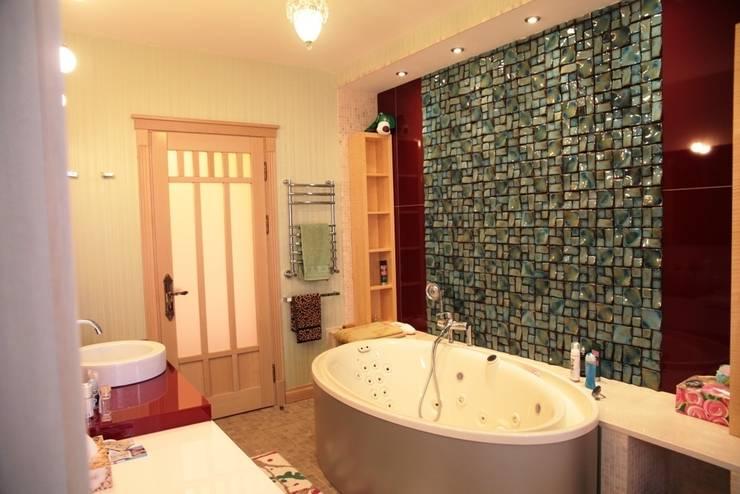 Experiments in art Nouveau style: Casas de banho  por D O M | Architecture interior