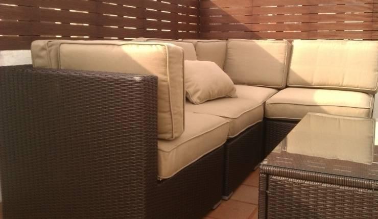 Colección completa de muebles de jardin para uso privado: Jardín de estilo  de Muebles-Exterior.Com