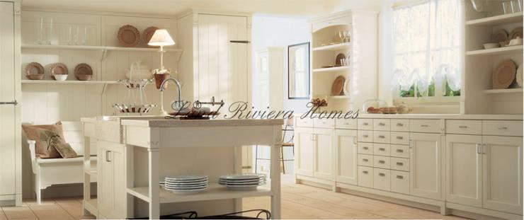 Land Riviera Homes – Mutfak:  tarz Mutfak