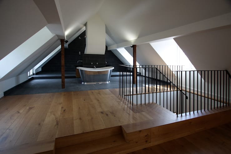 Houses by Astronaut Kawada Architecture