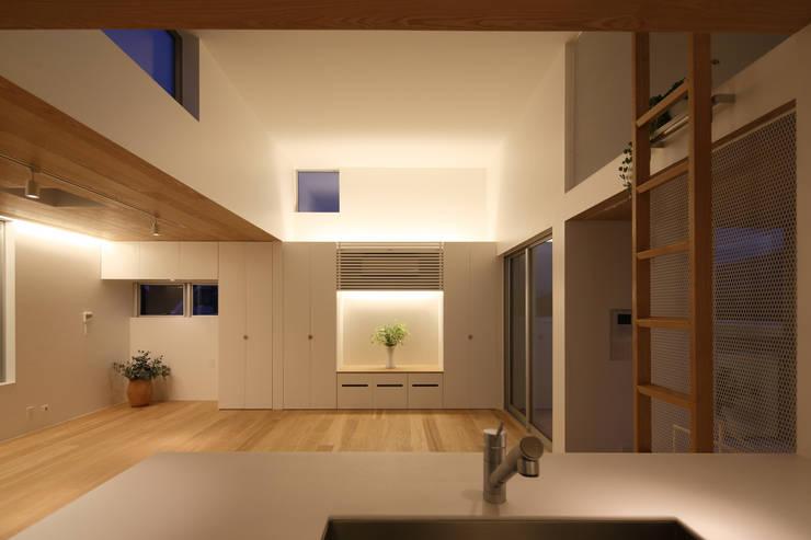 平和台の家: アトリエ スピノザが手掛けた家です。