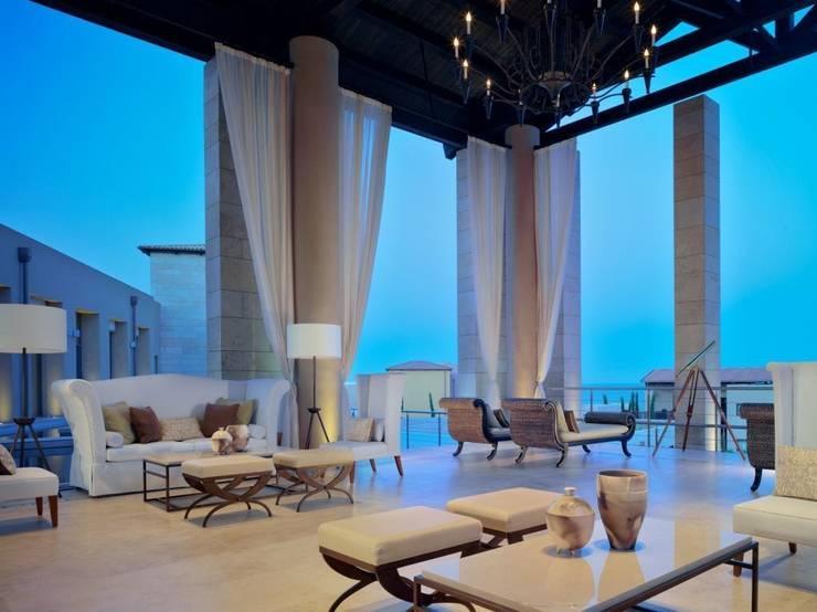 Romanos - Lobby:  Hotels by MKV Design