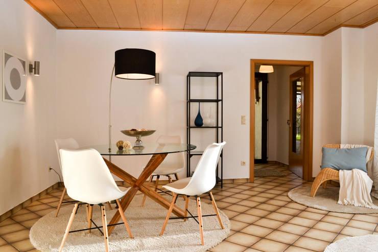 Home Staging - DHH in Selm:   von raum² - wir machen wohnen,Klassisch
