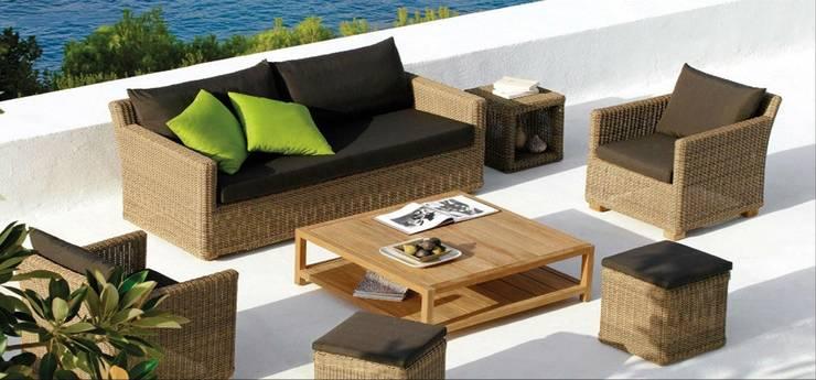 Sofa set RASF 001:  Garden  by Sunday Furniture
