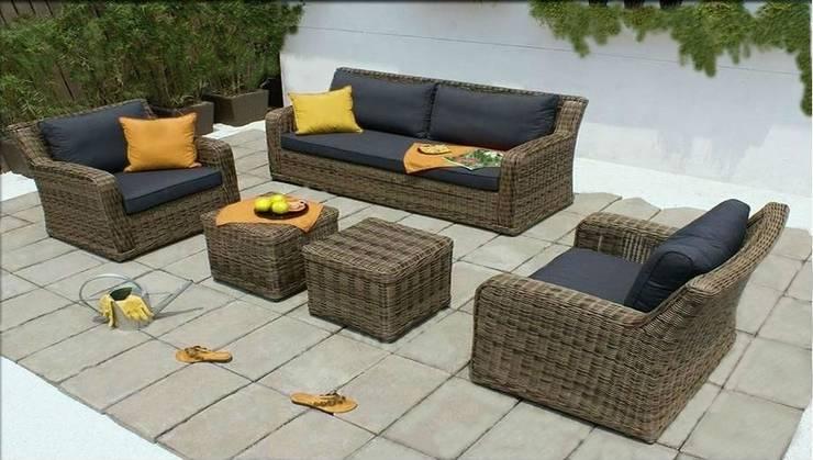 Sofa set RASF 006:  Garden  by Sunday Furniture