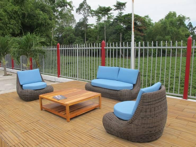 Sofa set RASF 067:  Garden  by Sunday Furniture