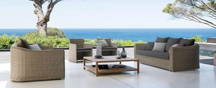 Sofa set RASF 005:  Garden  by Sunday Furniture