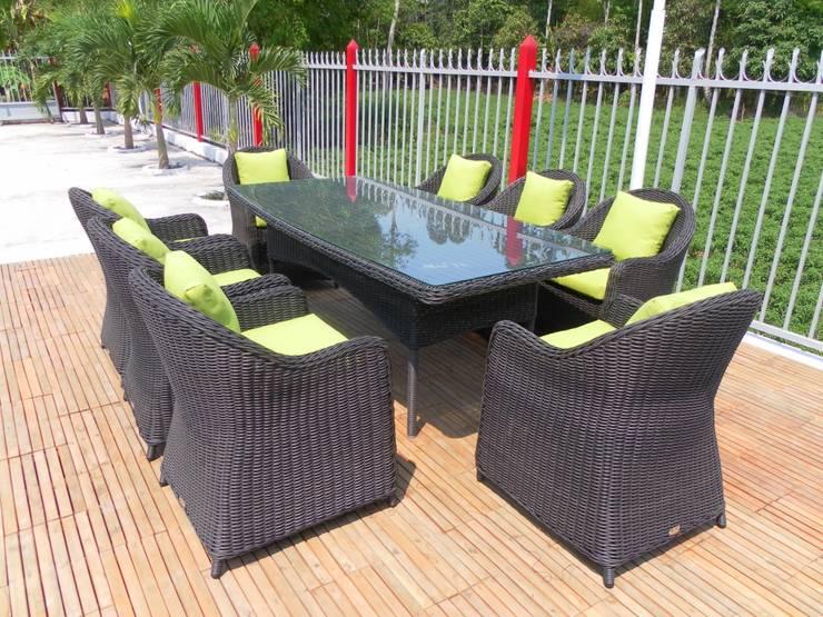 Dining set RADS 026:  Garden  by Sunday Furniture