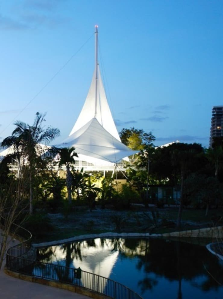 Gizem Kesten Architecture / Mimarlik –  Parrot Jungle Gardens :  tarz