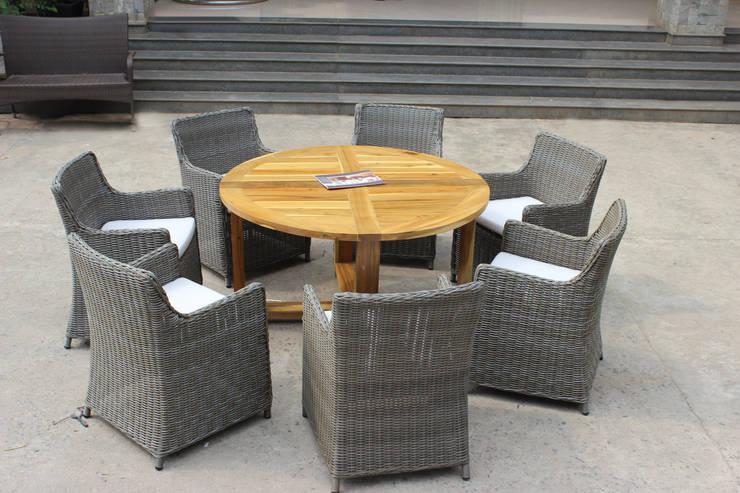 Dining set RADS 025:  Garden  by Sunday Furniture
