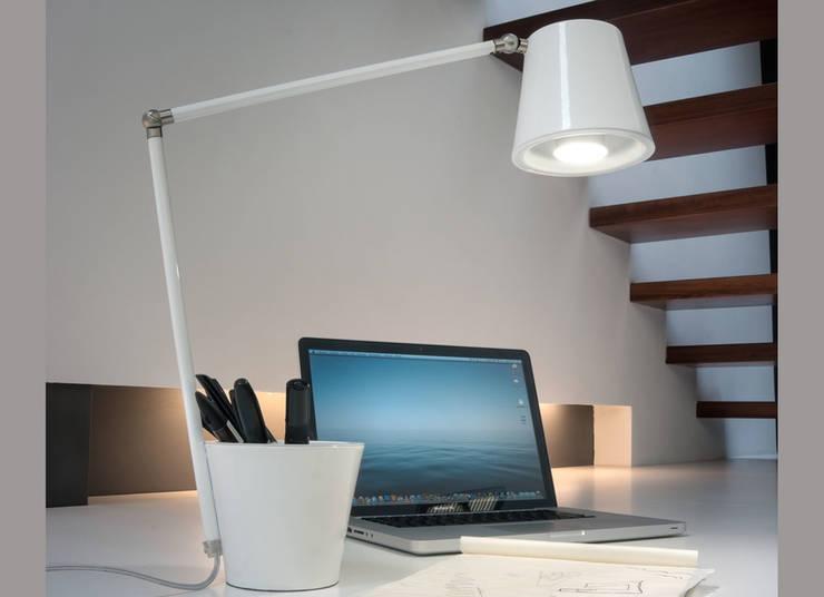 Lámpara Cap de Almerich: Hogar de estilo  de Ociohogar