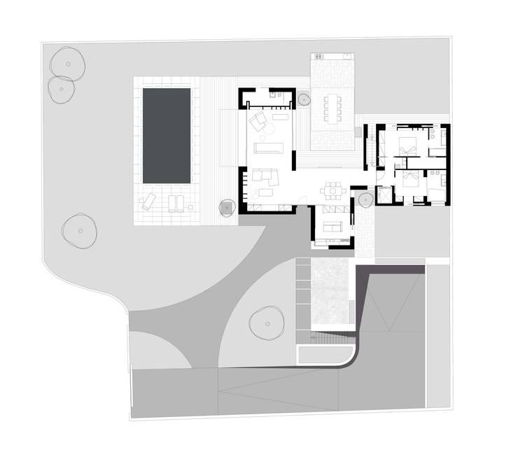 Casa NdN: Case in stile  di Next Urban Solutions,