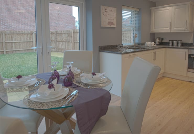 Northampton Showhome:   by Haywood Styles