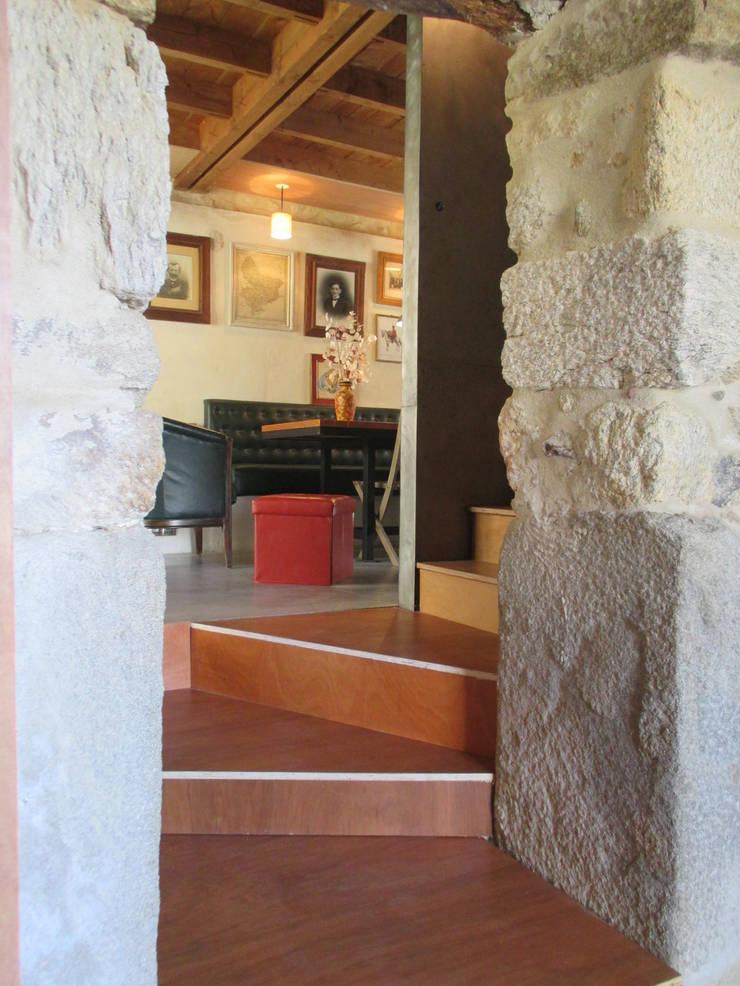 L'escalier :  de style  par Christelle Morard Chataigner