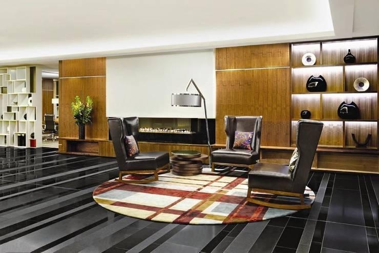 Sheraton Grand Edinburgh - Lobby Lounge:  Hotels by MKV Design