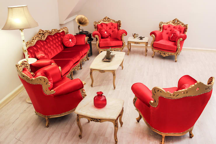Galleria Gaia – Charm el Ahmer:  tarz Oturma Odası