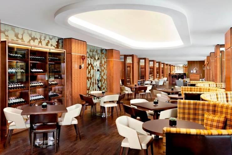 Sheraton Grand Edinburgh - One Restaurant:  Hotels by MKV Design