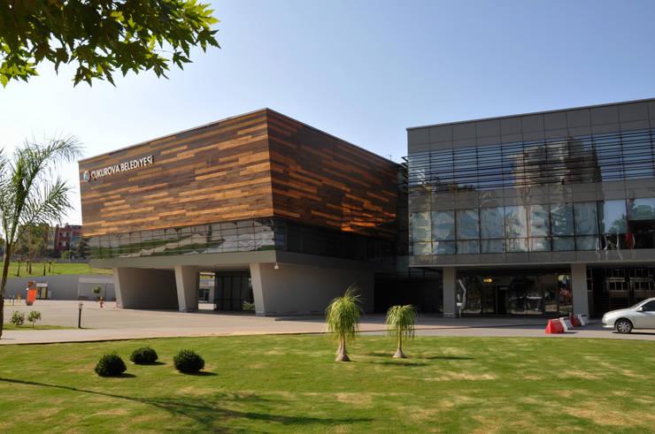 MTF Proje – Çukurova Belediyesi ve Kültür Merkezi:  tarz