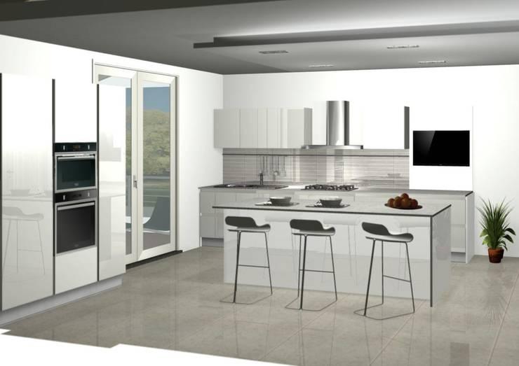 Cucina minimalista:  in stile  di Arredamenti Grossi, Minimalista