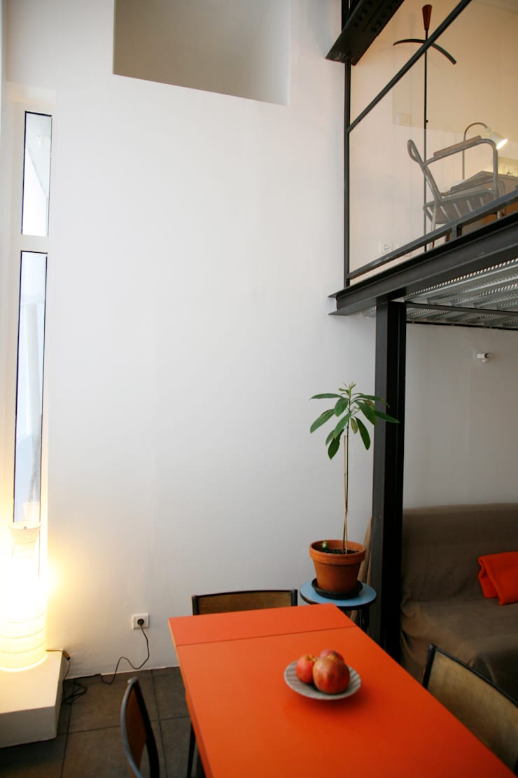 Salle à manger:  de style  par Karine Herz - Design Interieur