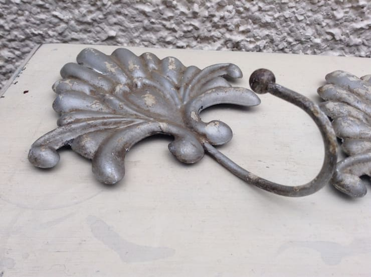 Item picture  Two Shabby Chric Rustic Wall Hangers French Country Hooks:  Household by Cherrie Hub
