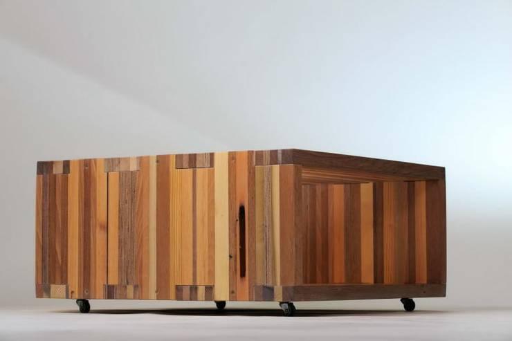 Table basse Raymonde: Salon de style  par RAYMONDE