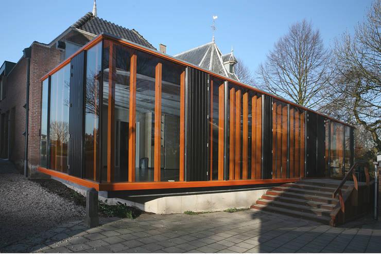 uitbreiding van een monumentale kerk:   door Linea architecten
