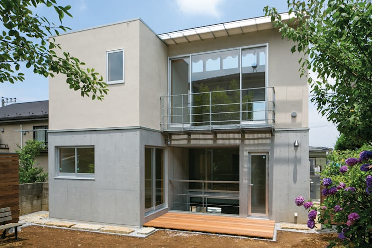 南側外観: 株式会社フォルムス/FORMSが手掛けた家です。