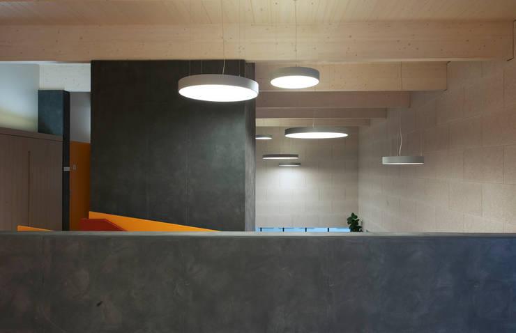Bürger- und Musikzentrum Molln:   von Architekten: Gärtner + Neururer ZT GmbH