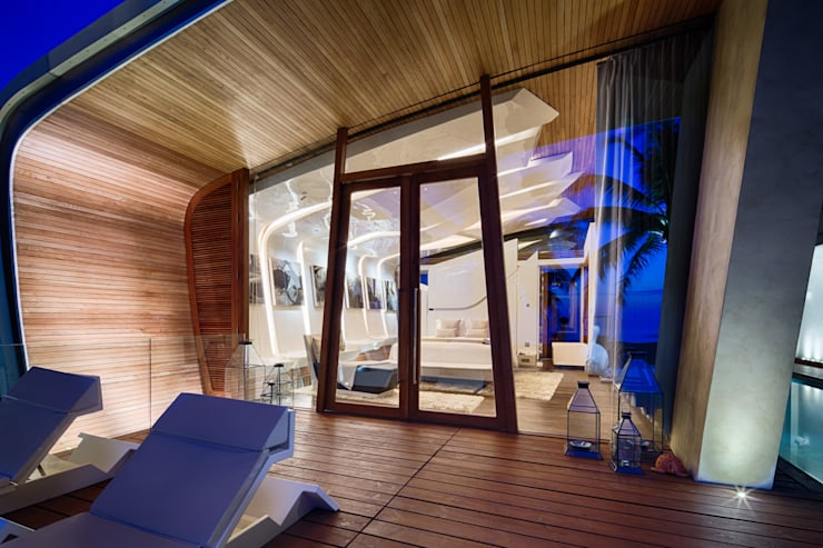 Hotel Inala Tailandia:  de estilo  de Vondom