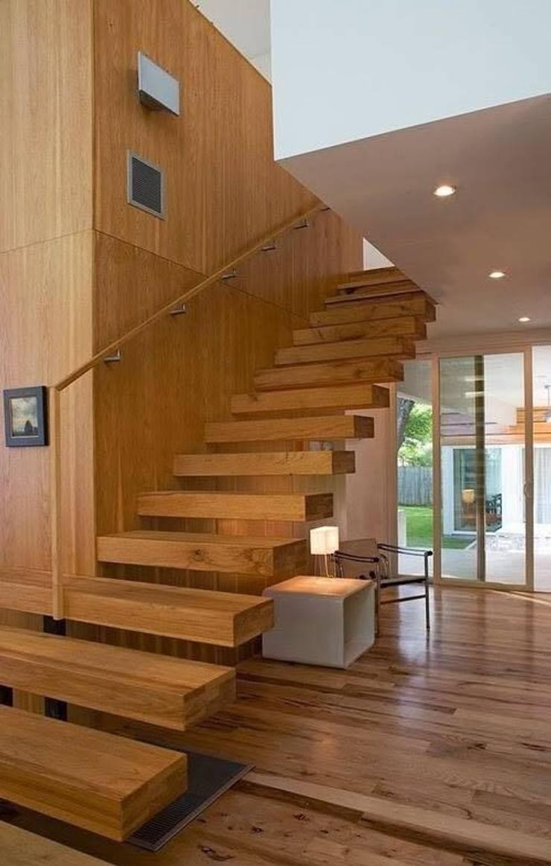Coup de coeur escaliers . : Couloir et hall d'entrée de style  par Agence Al Dentro / Adélia Verdiel