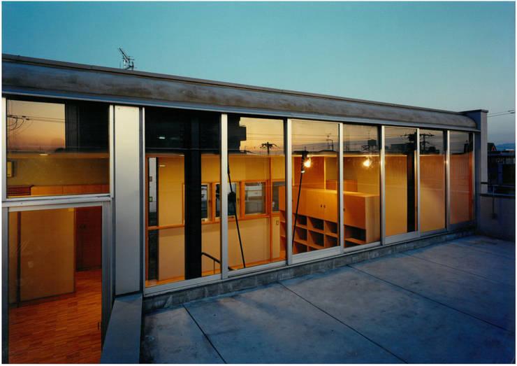 上小坂の家  The House of Kamikosaka: Ryuji Koyama Architects  & Associates  小山隆治建築研究所が手掛けた折衷的なです。,オリジナル