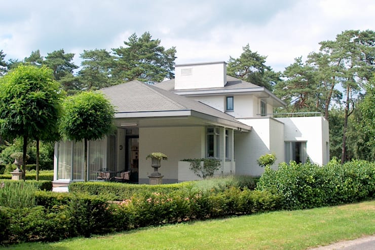 Houses by PHOENIX, architectuur en stedebouw