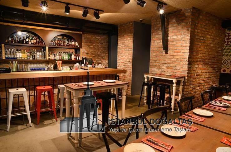 İstanbul Doğaltaş – La Boom Cafe & Restaurant / Uygulama:  tarz