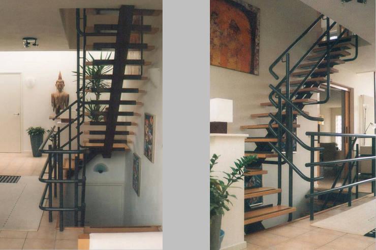 woonhuis in Valkenswaard:  Huizen door PHOENIX, architectuur en stedebouw