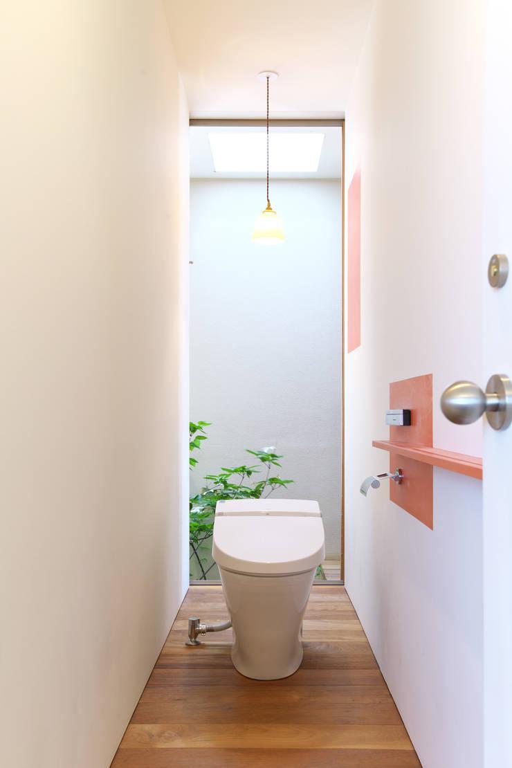 OH! house: Takeru Shoji Architects.Co.,Ltdが手掛けた家です。