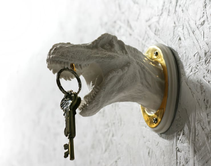 T-Rex Holder: Studio SOS의  거실