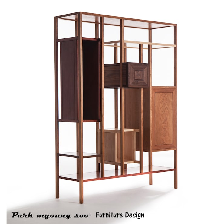 ARMONIA DISPLAY CABINET: DODEUM의  거실