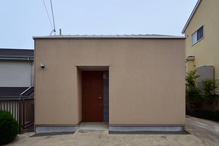 音楽アトリエ(防音室)のある家: スタジオエイトが手掛けたです。