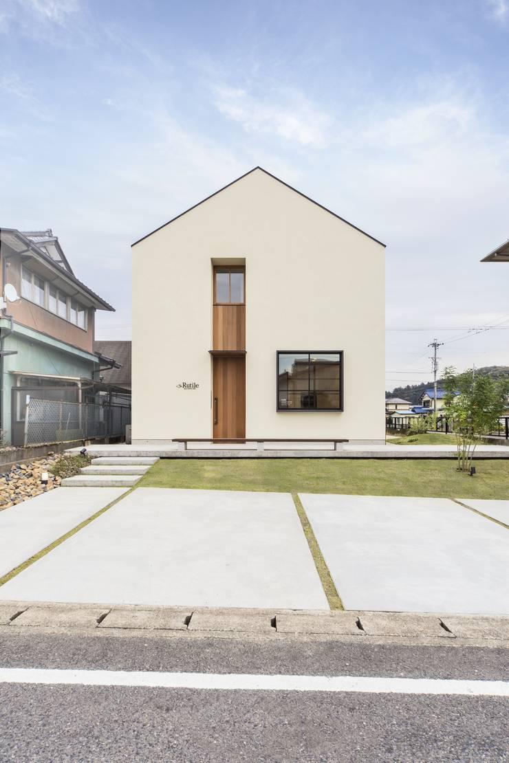 「北福野の家」: WORKS  WISEが手掛けたです。